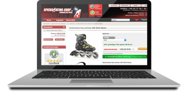 Speedskating-Shop.de Online-Shop